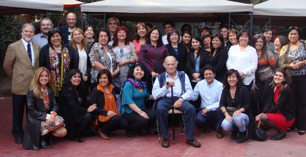 Edmundo Ruiz y grupo
