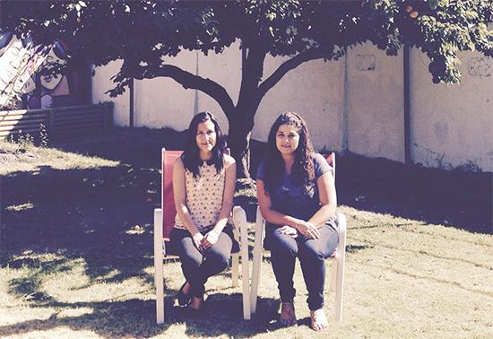 Claudia Mardones y Jessica Baeza,  Psicólogas PRM Ciudad del Niño -  Talagante.